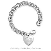 Dazzle Bracelet Charm