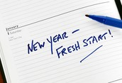 Kick off the New Year with a fresh start!