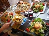 La Dejeuner