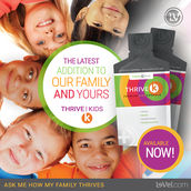 Thrive is now for kids!!