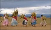 Traditional economyin Africa.