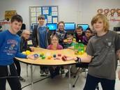 6th Grade: Yo-Yo Activity