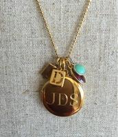 Pick a Chain & Add a Charm or birthstone or 2