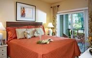 Foxtail: Master Bedroom.