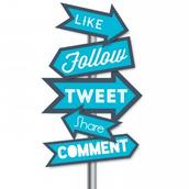 Important Websites & Social Media Sites