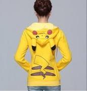 Blusa Pokemon R$ 67,00
