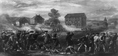The Battles Of Lexington And Concord 1775