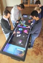 Touchscreen Desk