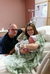 Congratulations to the Gusy family!