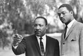 Jesse Jackson and MLK