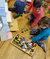 Playing House with little people