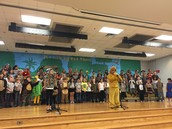 3rd grade PTA performers!