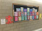 2nd Grade - Keith Haring
