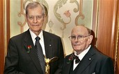 James Till and Ernest McCulloch