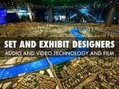 Set and exibit designer