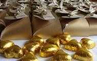 Souvenirs para Casamientos con Bombones de Chocolate