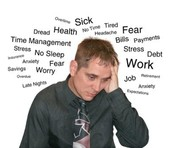 What are some causes and effects of stress?