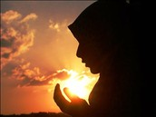 Their first pray beings at dawn