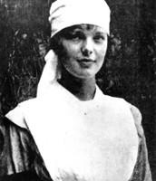 Amelia When She Was A Nurse