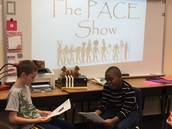 The PACE Show!!