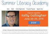 Future Planning: Summer Literacy Academy