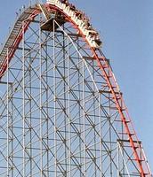 Kinetic Energy 1[roller coaster]