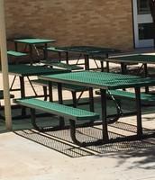 Patio Picnic Table