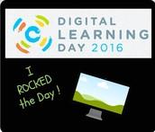 It's Digital Learning Day!
