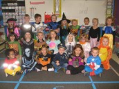 Halloween Costume Fun