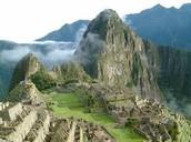 Peru Mountians
