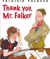 Thank You, Mr. Falker book