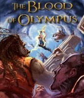 The Blood Olympus by Rick Riordan