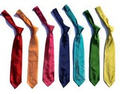 Silk Ties for Inner Cleanliness.