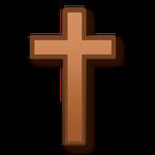 una cruz - el cristianismo