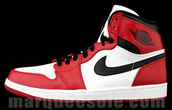 "Jordan 1s "" bred """