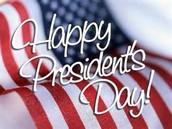 President's Day -No School