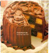 Shortened cake