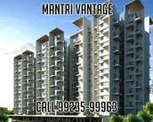Mantri Vantage Special Offer Is A Lovely And Sophisticated Houses
