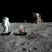 The Moon Landing - 1969