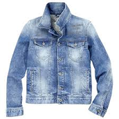 New Product: Recyclable Jean Jackets!