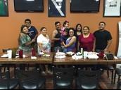 My Salvadorian family
