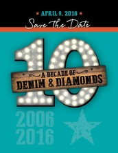 Denim and Diamonds Donations