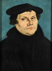 Martin Luther Background