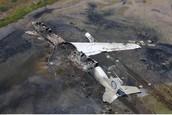 Flight 93 Crash in Shanksville, PA