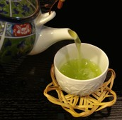 House Hot Green Tea