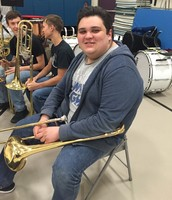 Mr. T asked if we knew anyone in the band