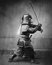 "Samurai  ""Those who Serve"""