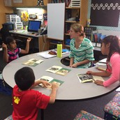 Guided Reading in 1st Grade