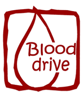 Blood Drive on September 25
