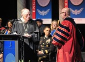 Dr. Markwood Presidential Investiture